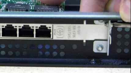 Building a 1U Server 0038