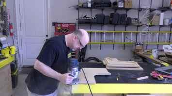 Pacade RetroPie Bartop Arcade Cabinet Build - 0011