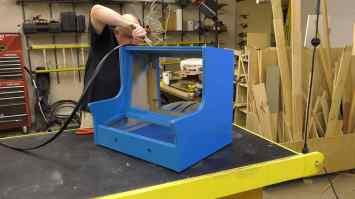 Pacade RetroPie Bartop Arcade Cabinet Build - 0030