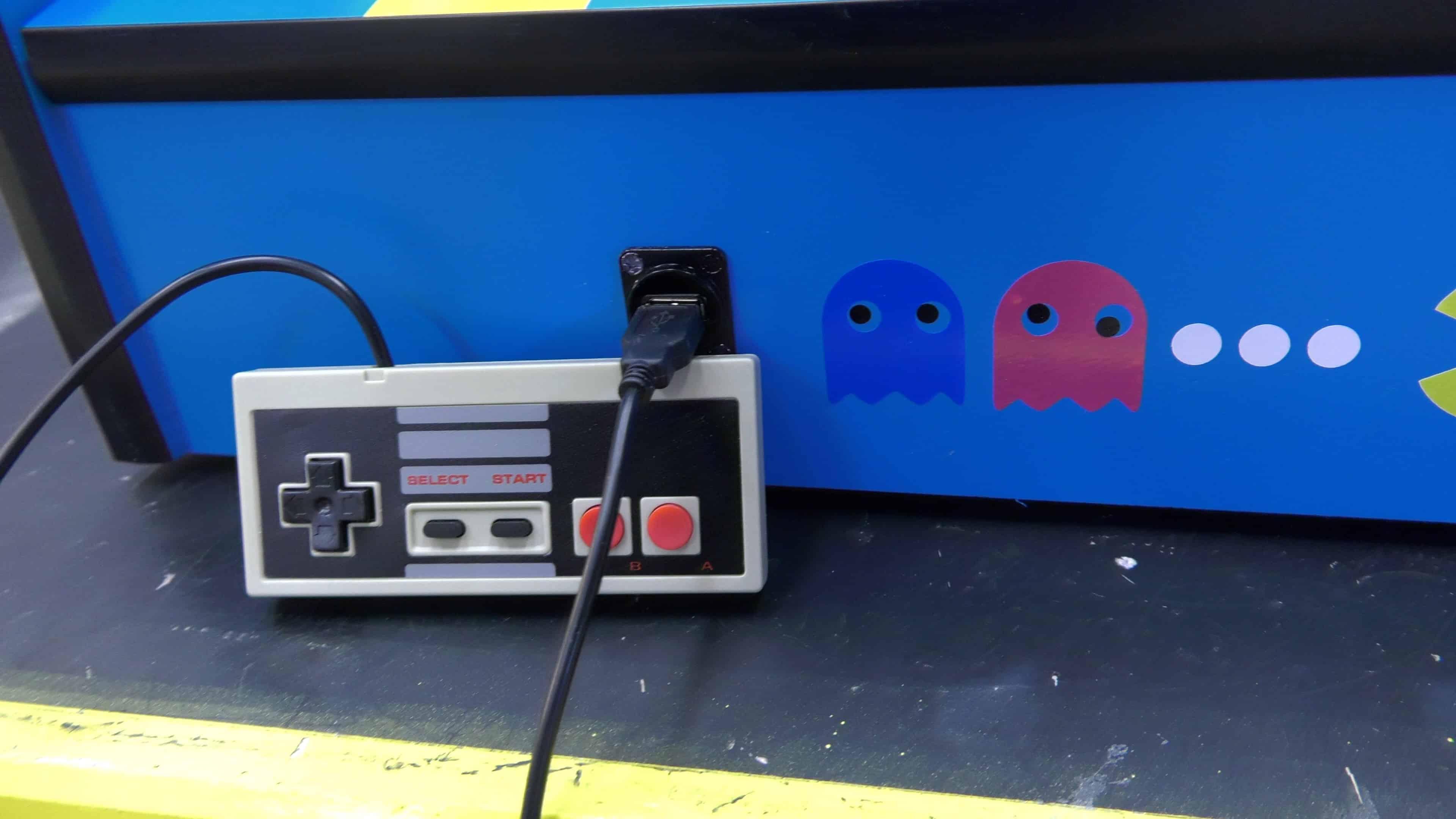 Pacade Bartop Arcade Cabinet Plans The Geek Pub