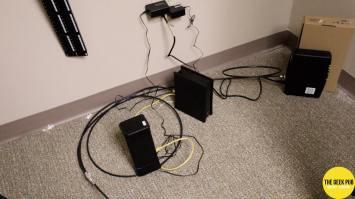 New Building Network 0012 - Spectrum Mess
