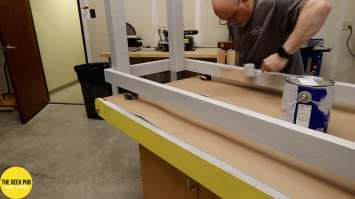 Ultimate Electronics Workbench 0023 - Painting