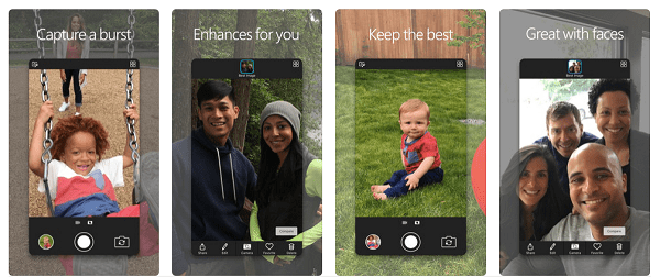 Microsoft Pix Camera Photosynth