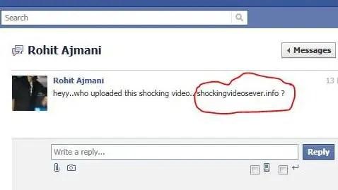 Recognize Avoid Prevent Facebook Spam