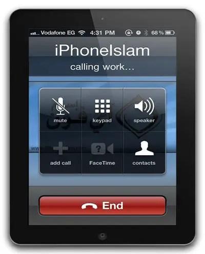 iPhoneslam app