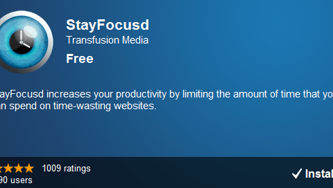 stay focusd