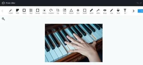 Aviary Online Photo Editor