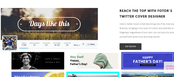 Best sites for Free Twitter Backgrounds and Header Images
