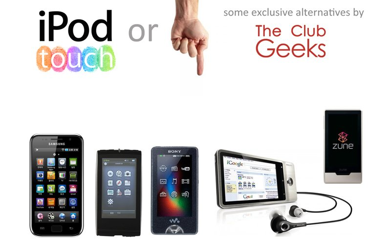 iPod Touch alternatives