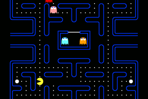 Pacman Chrome Browser