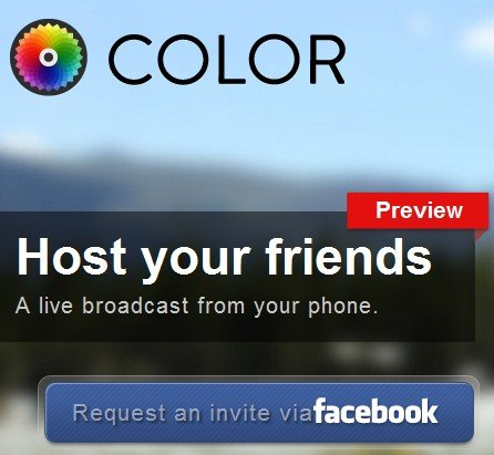 Color for Facebook