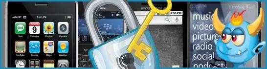 smartphones vulnerabilities