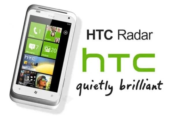 HTC-Radar