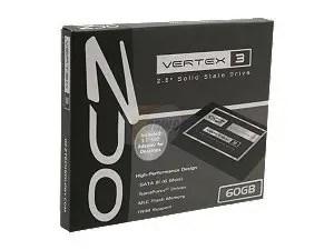 "OCZ Vertex 3 VTX3-25SAT3-60G 2.5"" 60GB"