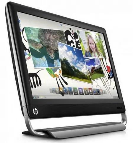 HP TouchSmart 520 Series