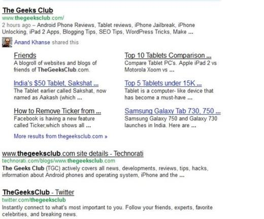 Change The Color Of Visited Links In Google Search Results
