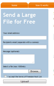 Send-large-files