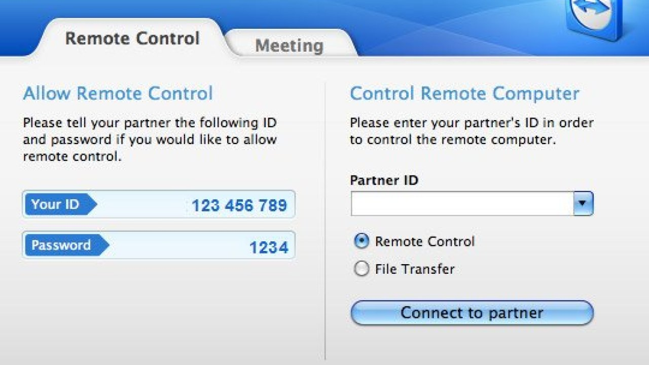 Download TeamViewer 7 for Mac OS X for cross-platform connections