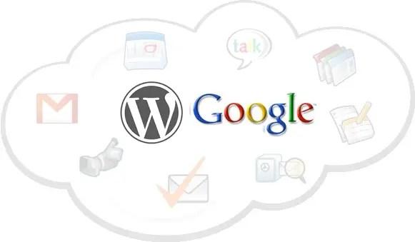wordpress-and-google