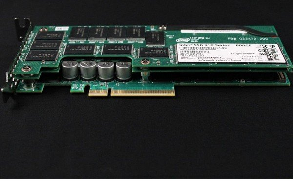Intel's PCI-E 910-Series SSD