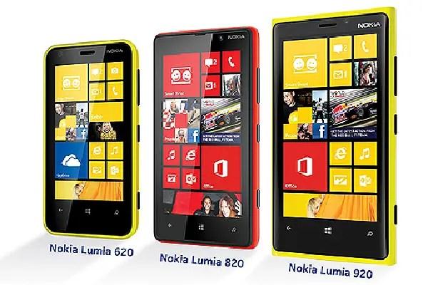 Nokia lumias