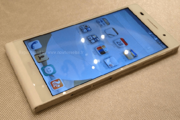 Huawei Ascent P6