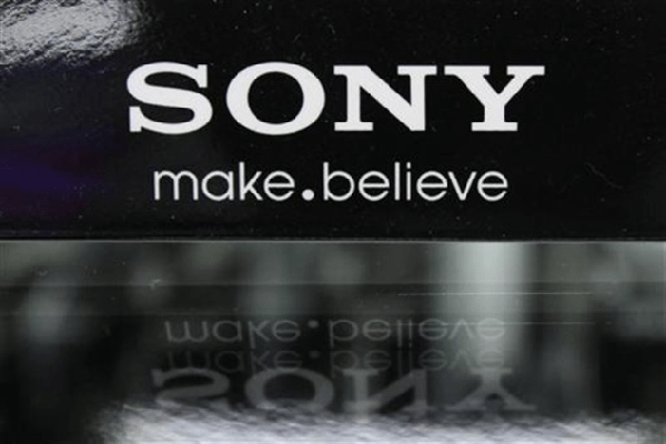 Sony make believe logo