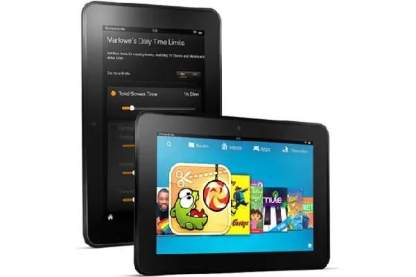 kindle Fire HD Tablets