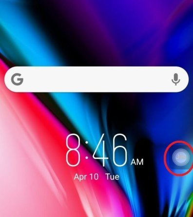 Disable Hello Jio Voice Assistant floating button