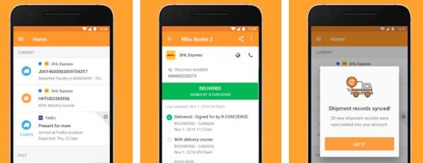 Best Package Tracking Apps for Android