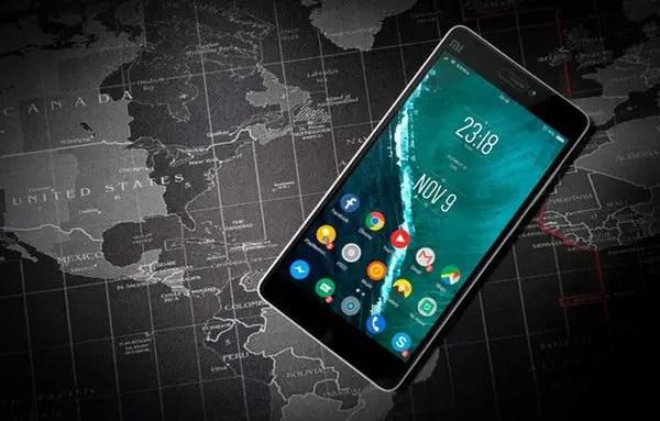 Best smartphones with fullscreen under 12000