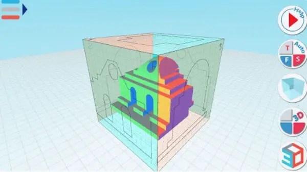 AB3D 3D Modeling app