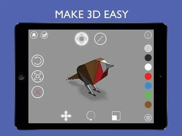 Sketch 3D Easy 3D modeling
