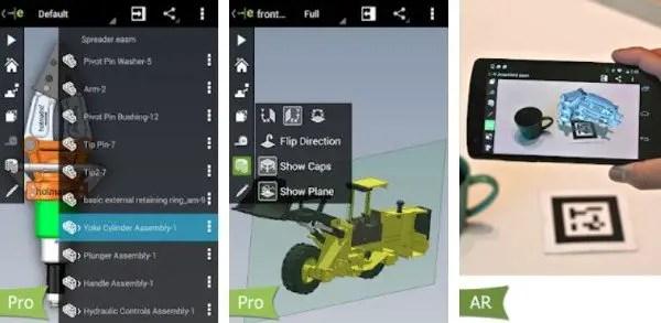 eDrawings 3D Modeling app