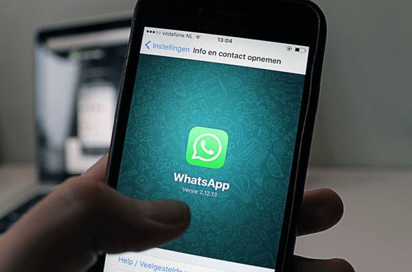 delete or deactivate WhatsApp account