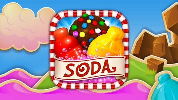 Candy Crush Soda Saga APK 2019