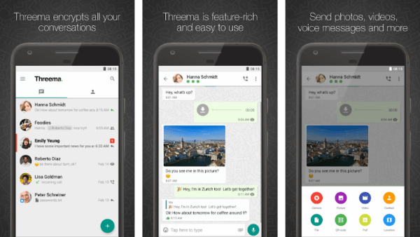 Best Secure Messenger Apps for Android