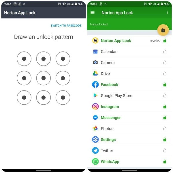 How to hide messages from WhatsApp, Facebook, Telegram, etc.?