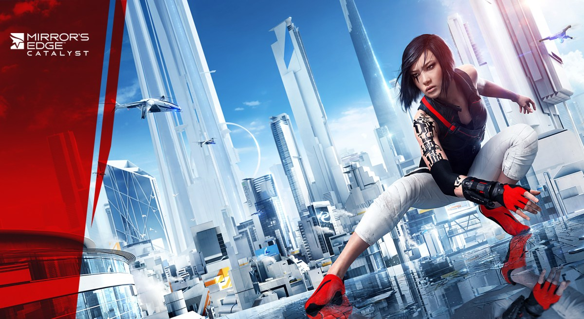 Mirror's Edge Catalyst Trailer