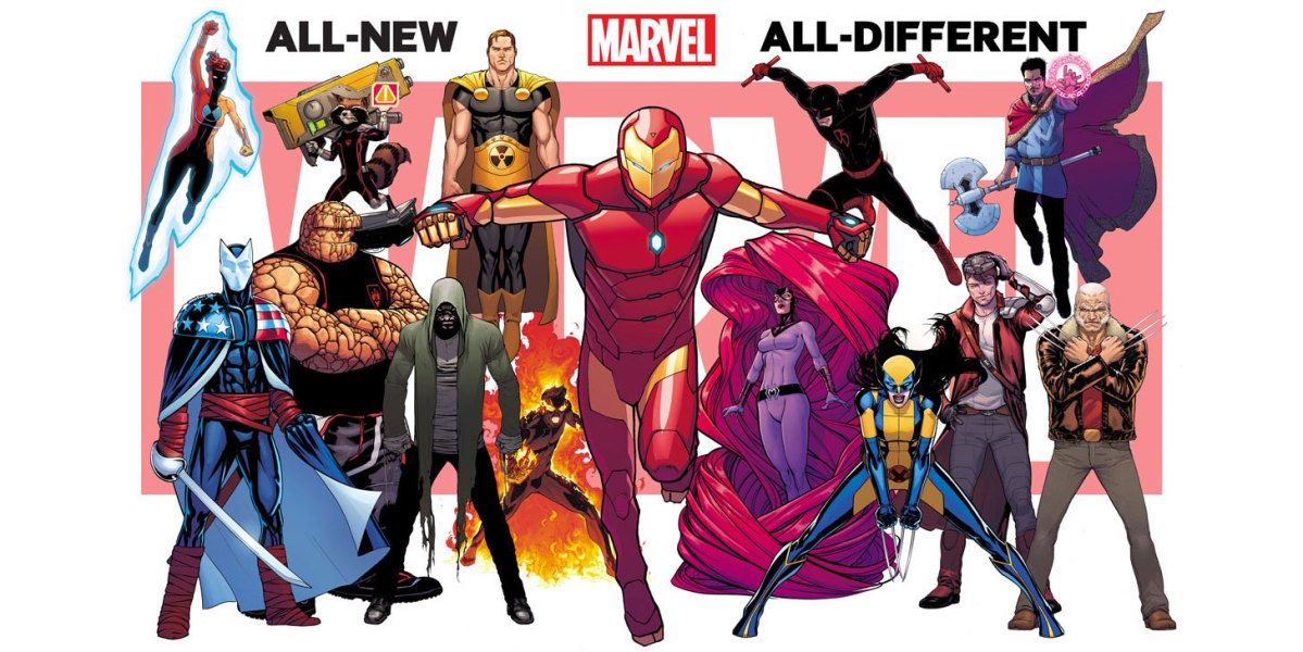 10 Reasons The All-New Marvel Universe Is Brilliant