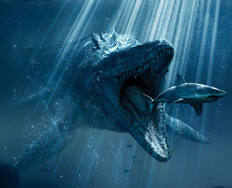Jurassic World shatters Marvel's box office record