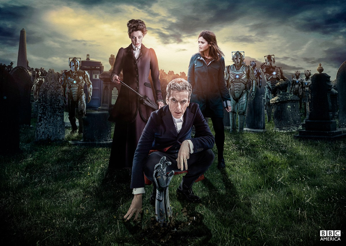 Doctor Who Fans Start SDCC Hall H Line Early