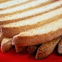 Anisette Toasts