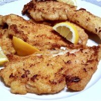 Pan Fried Haddock