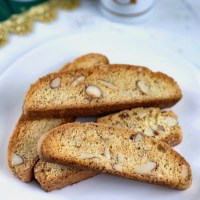 Natalie's Ultimate Almond Biscotti