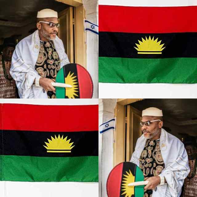 """We Are Ready For Independence"" – IPOB Leader, Nnamdi Kanu Boasts"