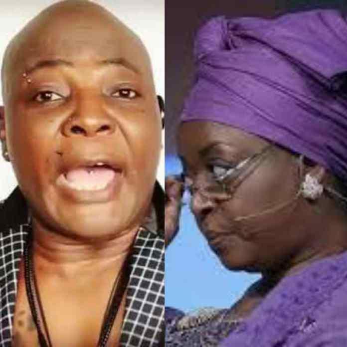 #Hushmummy: Charly Boy Slams Diezani Alison-Madueke For Comments On Yahoo boys