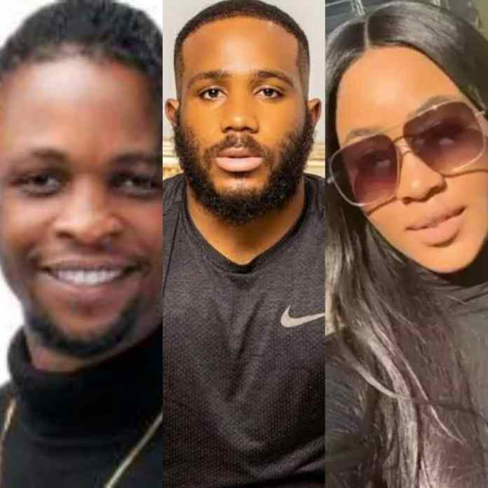 If You End Up Dating #BBNaija Laycon I Will Still Support You Emotional, Kiddwaya Tells Erica