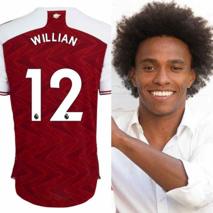 """"""" Why I Joined Arsenal From Chelsea """" - #Willian Borges"""