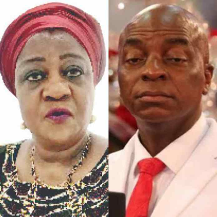 LAURETTA ONOCHIE To OYEDEPO: You Will Have To Manufacture Your Country - #CAMA